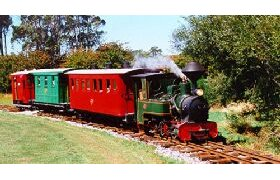 Redwater Creek Railway - Accommodation Sydney