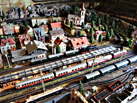 Tudor Court Model Village and German Model Train World - Accommodation Sydney