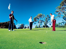 Huon Heights Public Golf Course