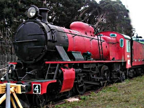 Don River Railway - Accommodation Sydney