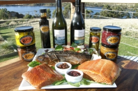 Bruny Island Smokehouse - Accommodation Sydney