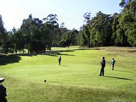 Sheffield Golf Course - Accommodation Sydney