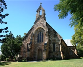 St Marys Anglican Church Memorial Chapel - Accommodation Sydney