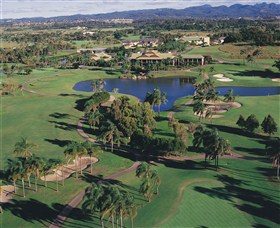 Palm Meadows Golf Course - Accommodation Sydney
