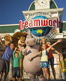 Dreamworld - Accommodation Sydney