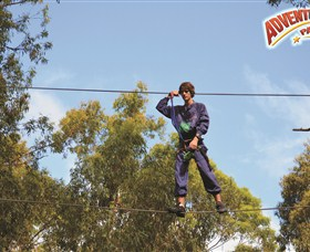 Adventure Parc at Currumbin Wildlife Sanctuary - Accommodation Sydney