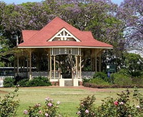 Gympie Memorial Park - Accommodation Sydney