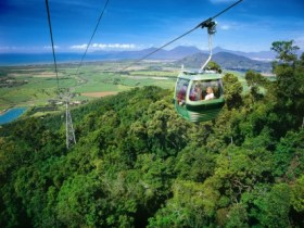 Skyrail Rainforest Cableway - Accommodation Sydney