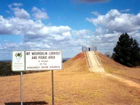 Mount Wooroolin - Accommodation Sydney