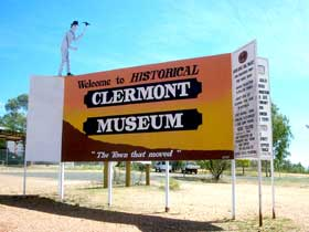 Clermont Historical Centre and Museum - Accommodation Sydney