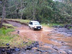 Condamine Gorge '14 River Crossing' - Accommodation Sydney