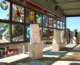 Alpha31 Art Gallery and Sculpture Garden - Accommodation Sydney