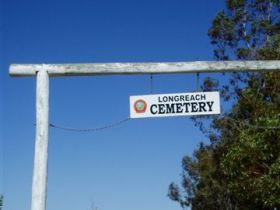 Longreach Cemetery - Accommodation Sydney