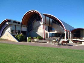 Australian Stockmans Hall of Fame and Outback Heritage Centre - Accommodation Sydney