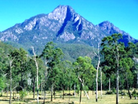 Mount Barney National Park - Accommodation Sydney