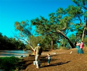 Charleville - Dillalah Warrego River Fishing Spot - Accommodation Sydney
