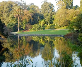 Royal Botanic Gardens Melbourne - Accommodation Sydney