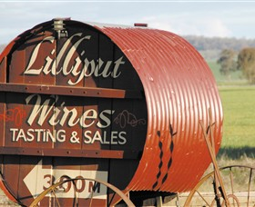 Lilliput Wines - Accommodation Sydney