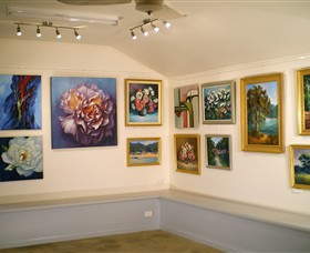 Ros McArthur Art Studio - Accommodation Sydney
