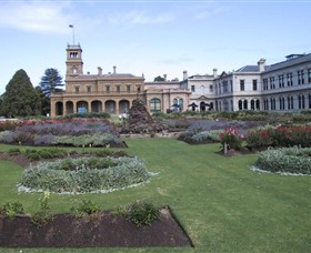 Werribee Mansion - Accommodation Sydney