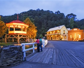 Walhalla Historic Area - Accommodation Sydney