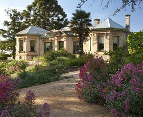 Buda Historic Home  Garden - Accommodation Sydney