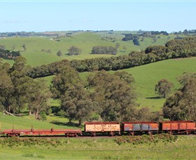 South Gippsland Tourist Railway - Accommodation Sydney