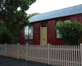19th Century Portable Iron Houses - Accommodation Sydney
