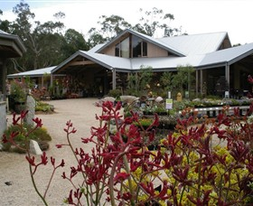 Kuranga Native Nursery and Paperbark Cafe