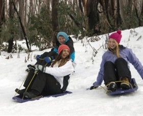 Lake Mountain Alpine Resort - Accommodation Sydney