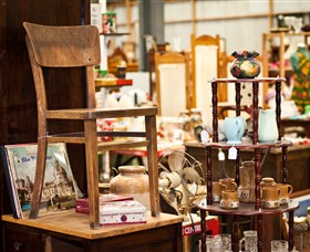 Bendigo Pottery Antiques and Collectables Centre - Accommodation Sydney