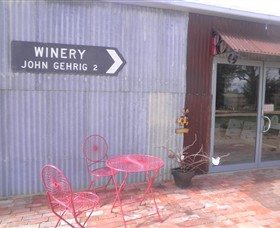 John Gehrig Wines - Accommodation Sydney