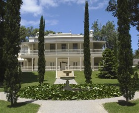 Como House and Garden - Accommodation Sydney