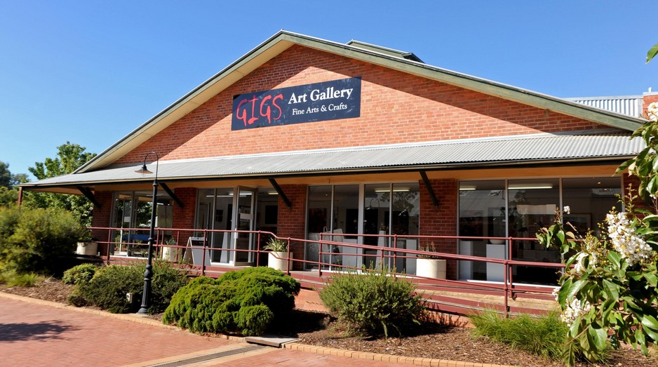 GIGS Art Gallery & Studios