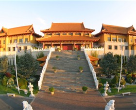 Nan Tien Temple - Accommodation Sydney