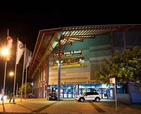WIN Entertainment Centre - Accommodation Sydney