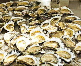 Wheelers Oysters - Accommodation Sydney