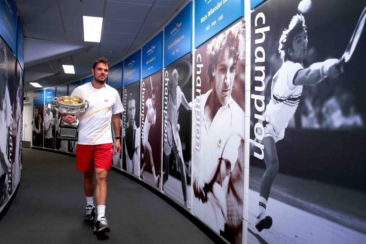 Australian Open Guided Tours - Accommodation Sydney