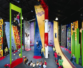 Clip 'N Climb Melbourne - Accommodation Sydney