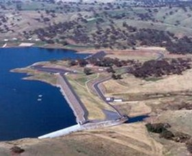 Chifley Dam - Accommodation Sydney