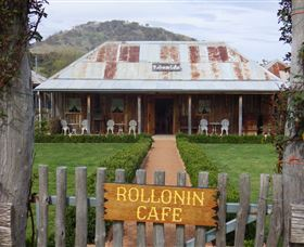 Rollonin Cafe - Accommodation Sydney
