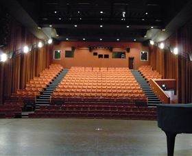 Capitol Theatre Tamworth - Accommodation Sydney