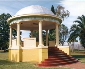 Kingaroy Soldiers Memorial Rotunda - Accommodation Sydney