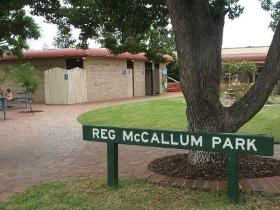 Reg McCallum Park - Accommodation Sydney