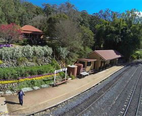 Spring Bluff Railway Station - Accommodation Sydney