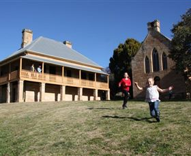 Hartley Historic Site - Accommodation Sydney