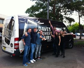 Daves Brewery Tours - Accommodation Sydney