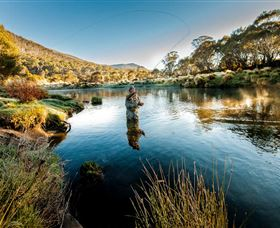 Fly Fishing Tumut - Accommodation Sydney