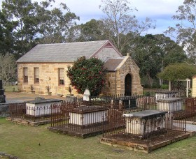 Ebenezer Church - Accommodation Sydney