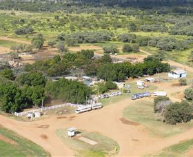 Blackall Saleyards - Accommodation Sydney